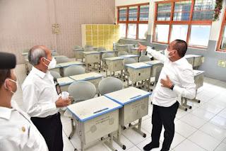 Tingkatkan Fasilitas Pendidikan, Pemprov Sumut Revitalisasi Lima Gedung SMAN di Medan