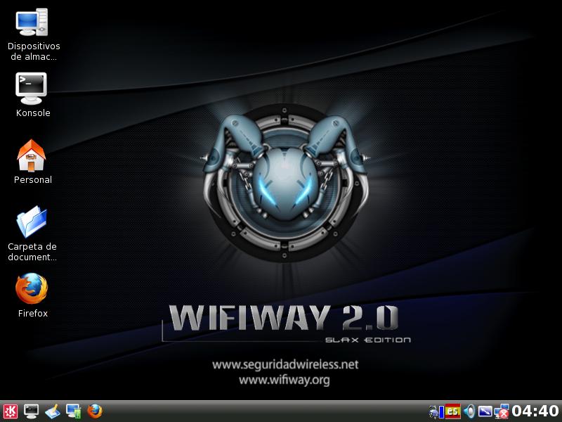 wifiway 2.0.3 gratuit