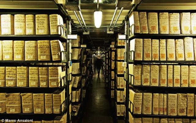 Arkib Rahsia Vatican