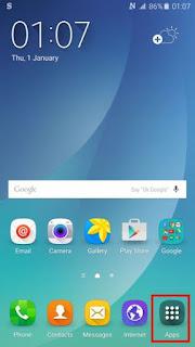 Cara Melakukan Factory Reset di Smartphone Android Samsung 1