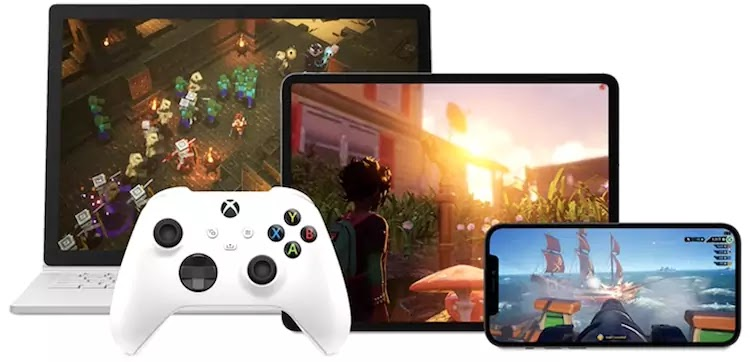 Microsoft Xbox Cloud Gaming Available Now