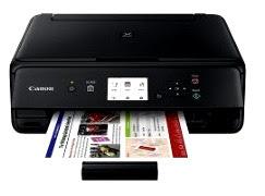 Canon Pixma TS6040 Printer Driver Download