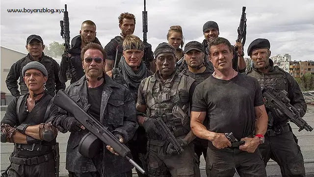 Movie Reviews : Review and Synopsis Film The The Expendables 2