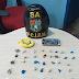 Polícia Militar detém homem por posse de entorpecentes em Rio Preto da Eva