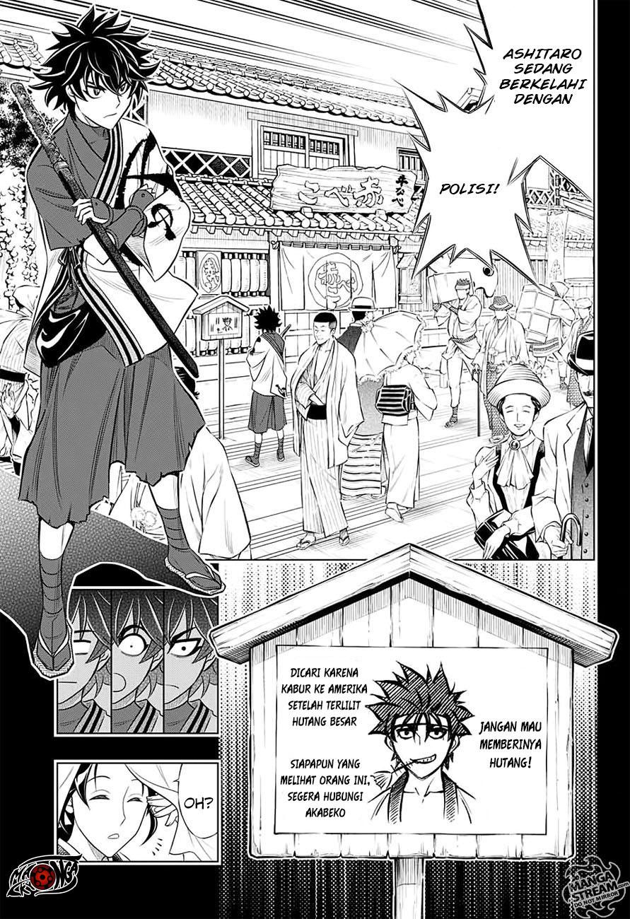 Rurouni Kenshin: Hokkaido-hen Chapter 01-15