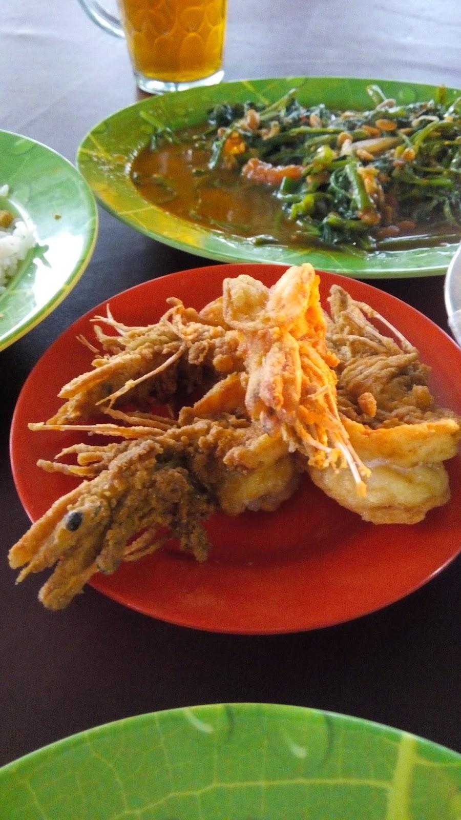 udang goreng tepung seafood 99 cibinong