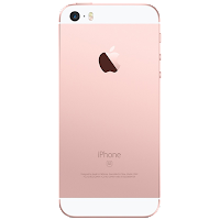 Apple iPhone SE (rear)