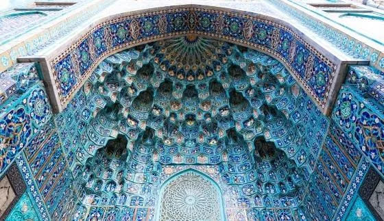 Portrait of the Most Unique and Most Beautiful Mosques in the World