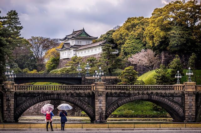 قصر طوكيو الملكي