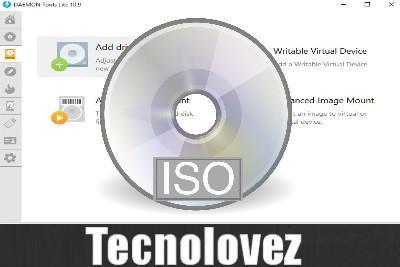 Come Aprire i file ISO gratuitamente e senza masterizzare con DAEMON Tools