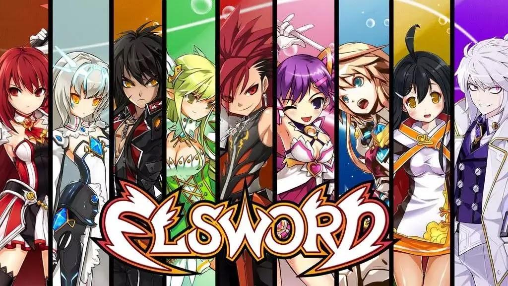 Rekomendasi Game Warnet - Elsword