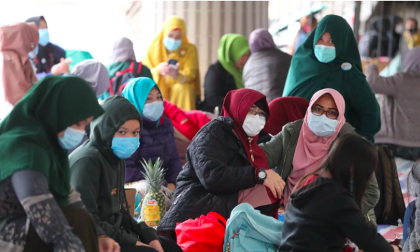 Pemerintah Hong Kong Mendesak Buruh Migran yang Akan Masuk Negara itu Harus dikarantina di Hotel Selama 14 Hari