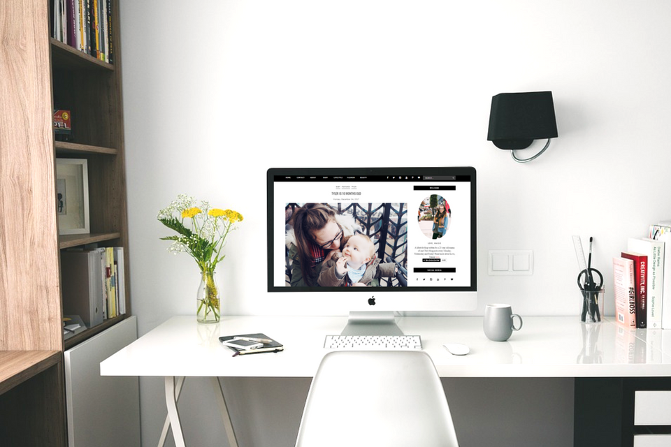 5 TOP TIPS TO MAKE WORKING FROM HOME WORK FOR YOU | Love, Maisie | www.lovemaisie.com