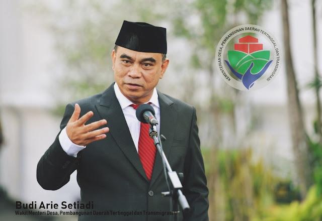Wakil Menteri Desa PDTT Budi Arie Setiadi