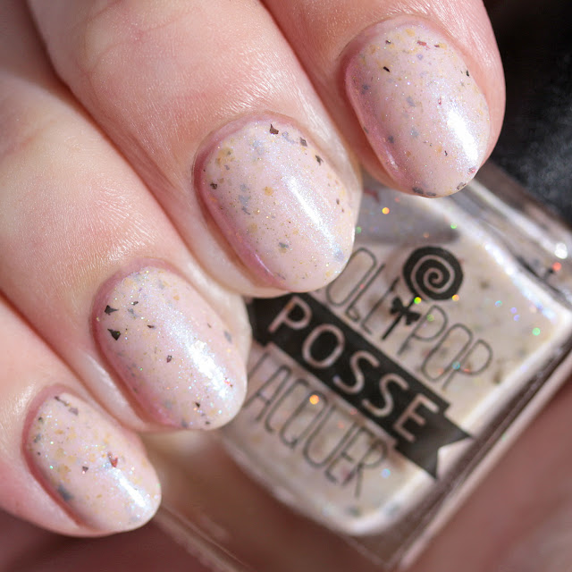 Lollipop Posse Lacquer Bare-Boned and Crazy