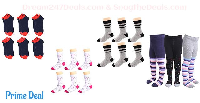 Kids Cotton Ankle Socks 50% off