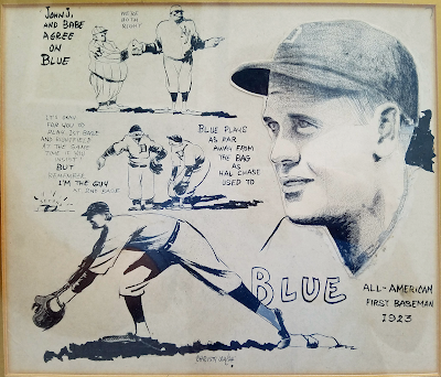 Sports cartoons found at estate sale - Christy Walsh and Morris Scott