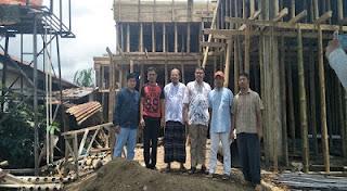 Masifnya Pergerakan Syiah, Markaz Baru Pakatto Cultural Center di Sulsel Sedang Dibangun