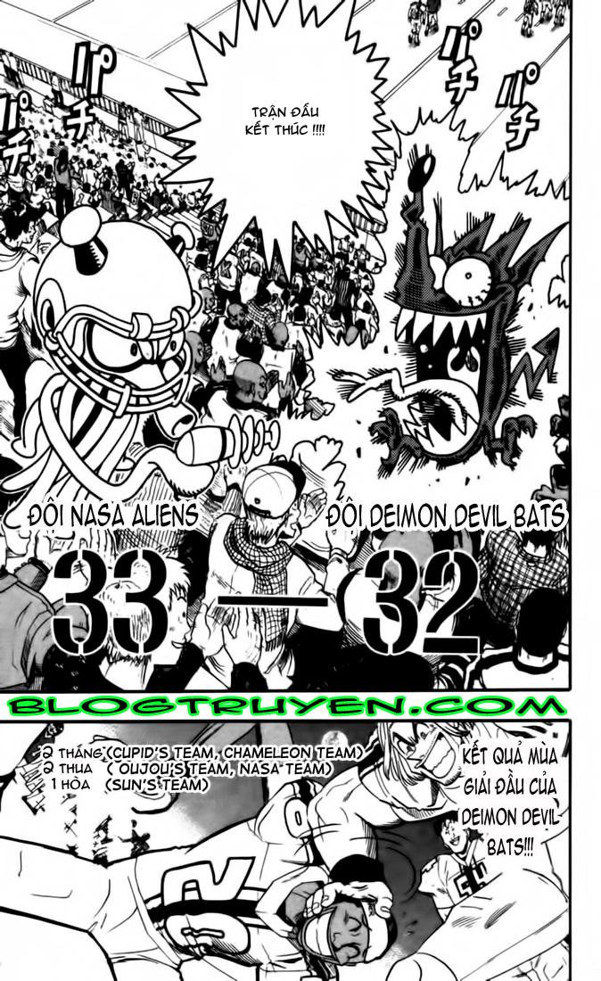 Eyeshield 21 chapter 71 trang 19