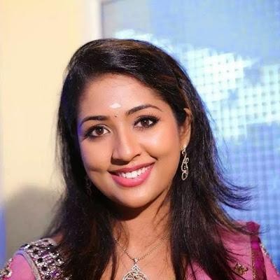 Malayalam actress Navya Nair