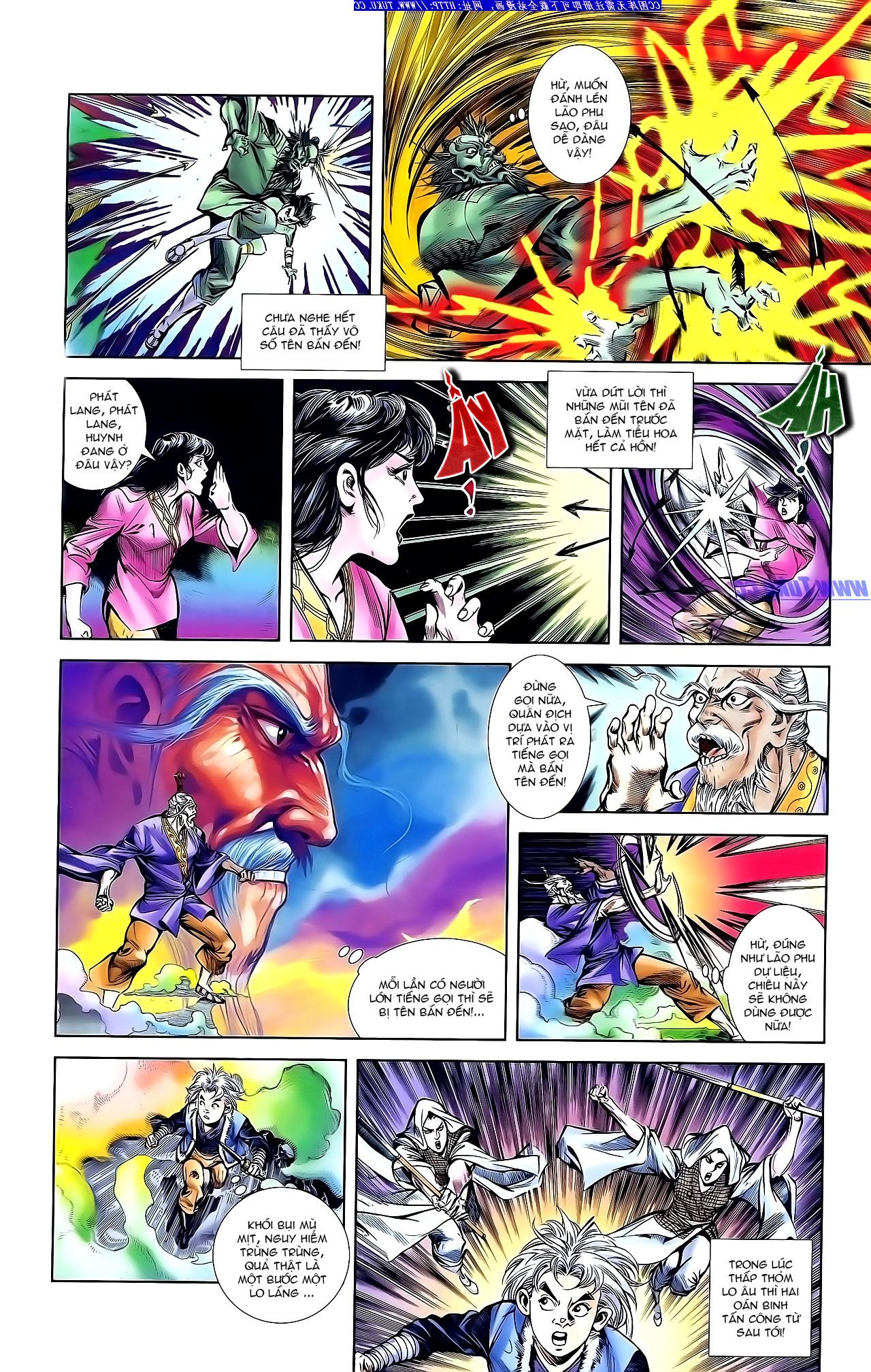Cơ Phát Khai Chu Bản chapter 142 trang 17
