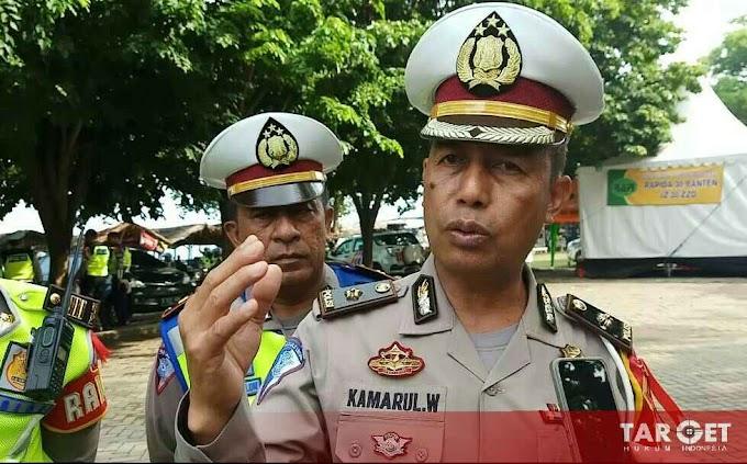 Atasi Jalur Macet Malam Pergantian Tahun Baru, Polda Banten Kerahkan TIM Raicet