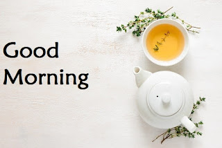 good morning chai image
