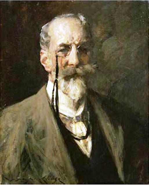 PORTRAITS OF PAINTERS: William Merritt Chase