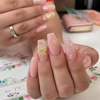Clear Nail Designs