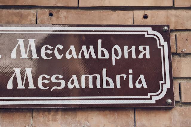 Miasto założone zostało przez Traków 3000 lat p.n.e. i nazwane Mesambria