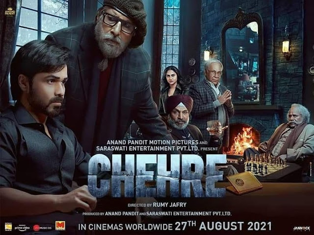 Chehre Movie Review, cast, release date