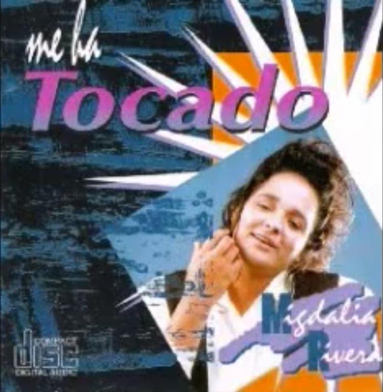 Migdalia Rivera-Me Ha Tocado-