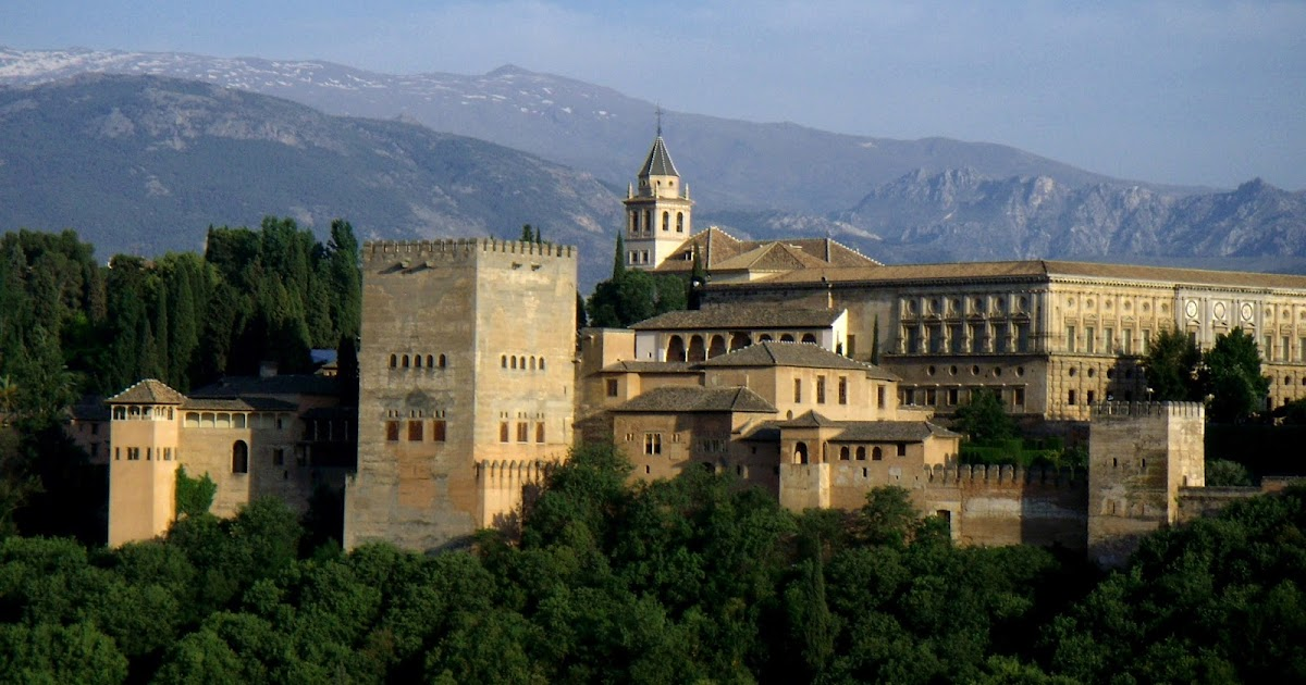 Hortibus andalousie palais et jardins de l 39 alhambra for Jardins exceptionnels