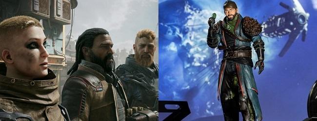 Comparison of Outriders vs Destiny