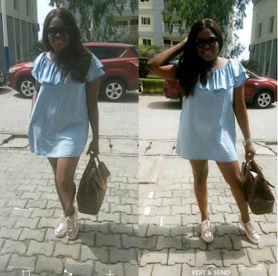Funke Akindele Slays In Mini Gown, Sparks Pregnancy Rumours