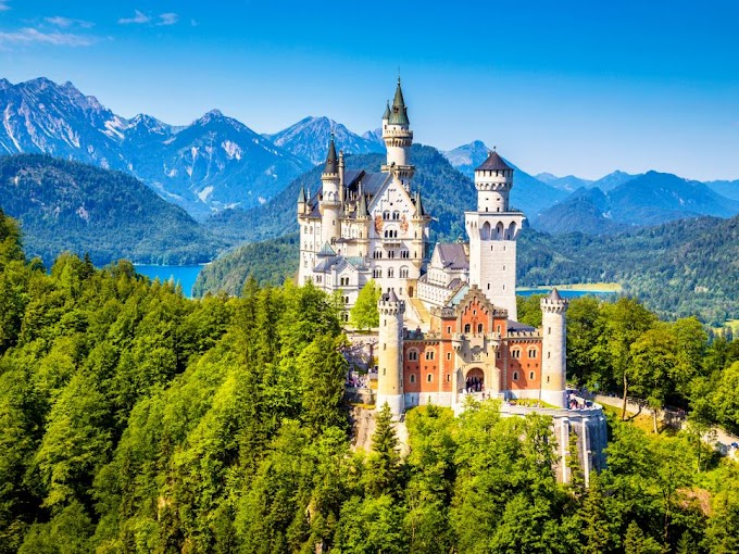 Explore the World's 10 Most Captivating Castles