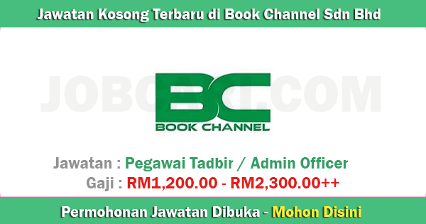 book channel