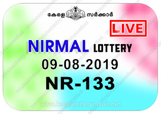 KeralaLotteryResult.net, kerala lottery kl result, yesterday lottery results, lotteries results, keralalotteries, kerala lottery, keralalotteryresult, kerala lottery result, kerala lottery result live, kerala lottery today, kerala lottery result today, kerala lottery results today, today kerala lottery result, Nirmal lottery results, kerala lottery result today Nirmal, Nirmal lottery result, kerala lottery result Nirmal today, kerala lottery Nirmal today result, Nirmal kerala lottery result, live Nirmal lottery NR-133, kerala lottery result 09.08.2019 Nirmal NR 133 09 August 2019 result, 09 08 2019, kerala lottery result 09-08-2019, Nirmal lottery NR 133 results 09-08-2019, 09/08/2019 kerala lottery today result Nirmal, 09/8/2019 Nirmal lottery NR-133, Nirmal 09.08.2019, 09.08.2019 lottery results, kerala lottery result August 09 2019, kerala lottery results 09th August 2019, 09.08.2019 week NR-133 lottery result, 9.8.2019 Nirmal NR-133 Lottery Result, 09-08-2019 kerala lottery results, 09-08-2019 kerala state lottery result, 09-08-2019 NR-133, Kerala Nirmal Lottery Result 9/8/2019