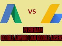 Inilah Perbedaan Google Adword dan Google Adsense