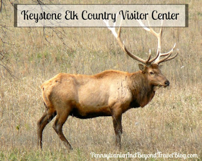The Keystone Elk Country Visitor Center in Benezette Township, Pennsylvania