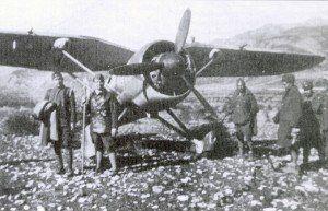 Οι Έλληνες αεροπόροι κατά τον Β΄ Π.Π