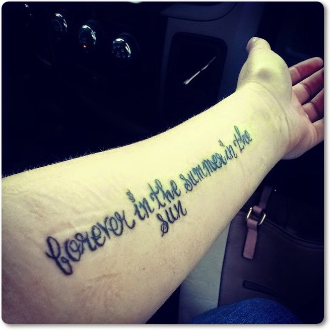 Tattoo Quotes Pics: Inspirational Tattoo Quotes For Instagram