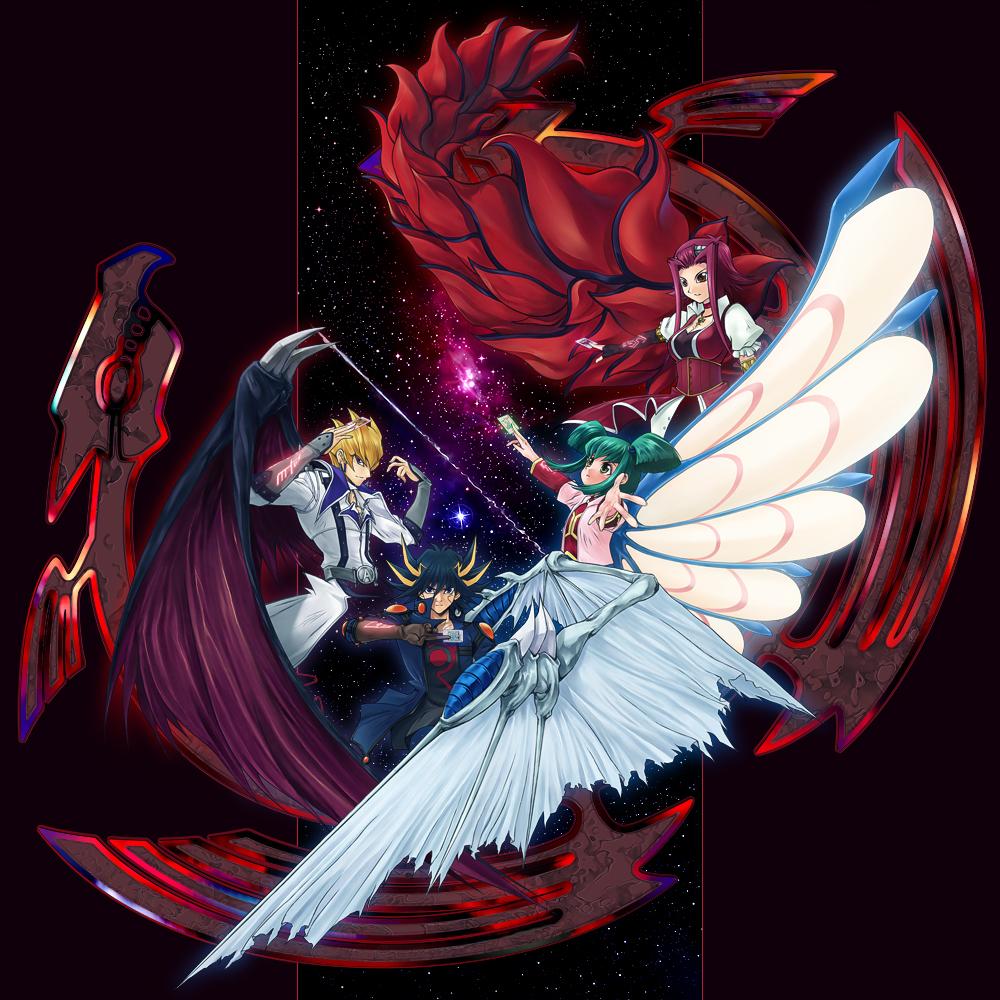 Wallpapers Anime: Yu-GI-Oh 5ds