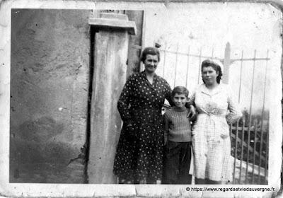 photo ancienne noir et blanc, Papy et Mamy #France  #french #photography #vintage