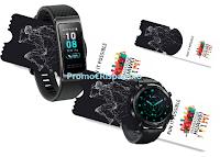 """Logo Huawei """"#RunItPossible: vinci gratis Huawei Watch GT, Huawei Brand 3 e non solo !"""