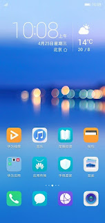 """ Glimmer.hwt "" Honor 10  Theme for All EMUI Devices"