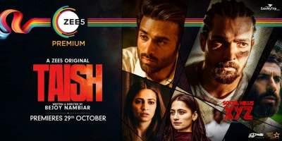 Taish (2020) Web Series Season 1 Hindi Free Download 480p