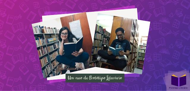 Um ano de Protótipo Literário