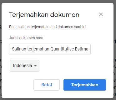 Cara Menerjemahkan Dokumen dengan Mudah dan Cepat
