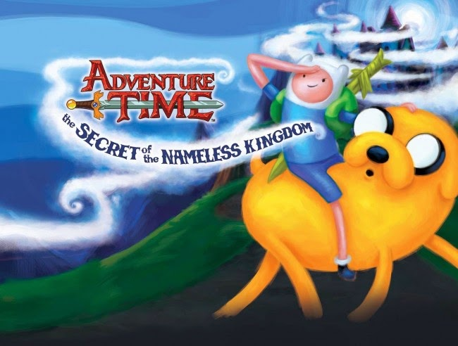 Adventure Time The Secret Of The Nameless Kingdom Goes